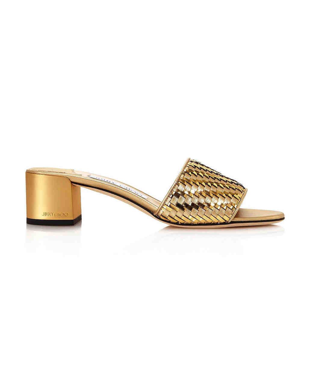low block heels bridesmaid shoes