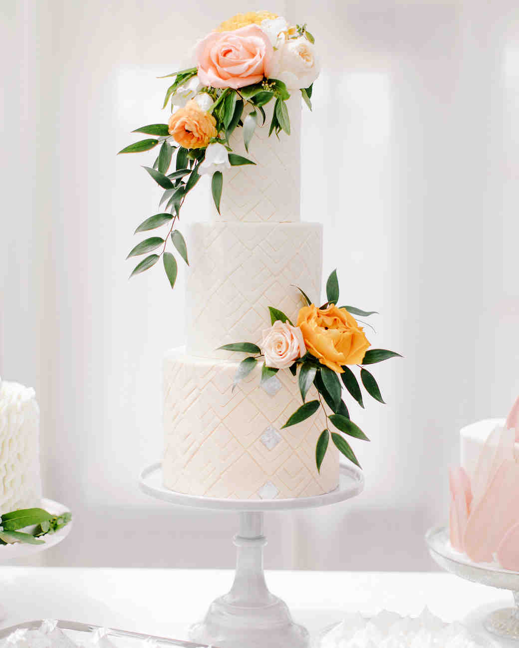 Cake Design For Marriage