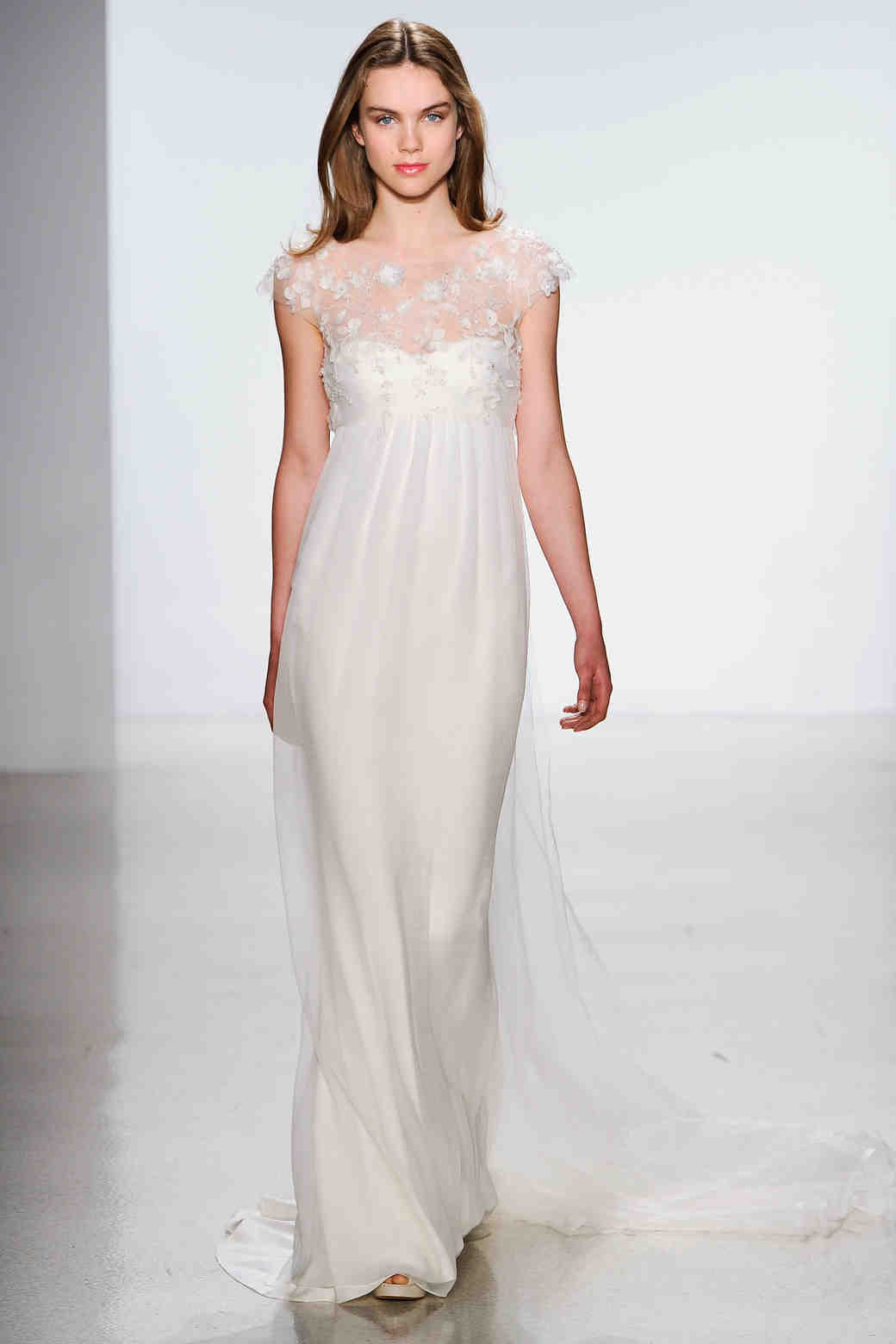 Illusion wedding dresses spring 2014 martha stewart weddings ombrellifo Image collections