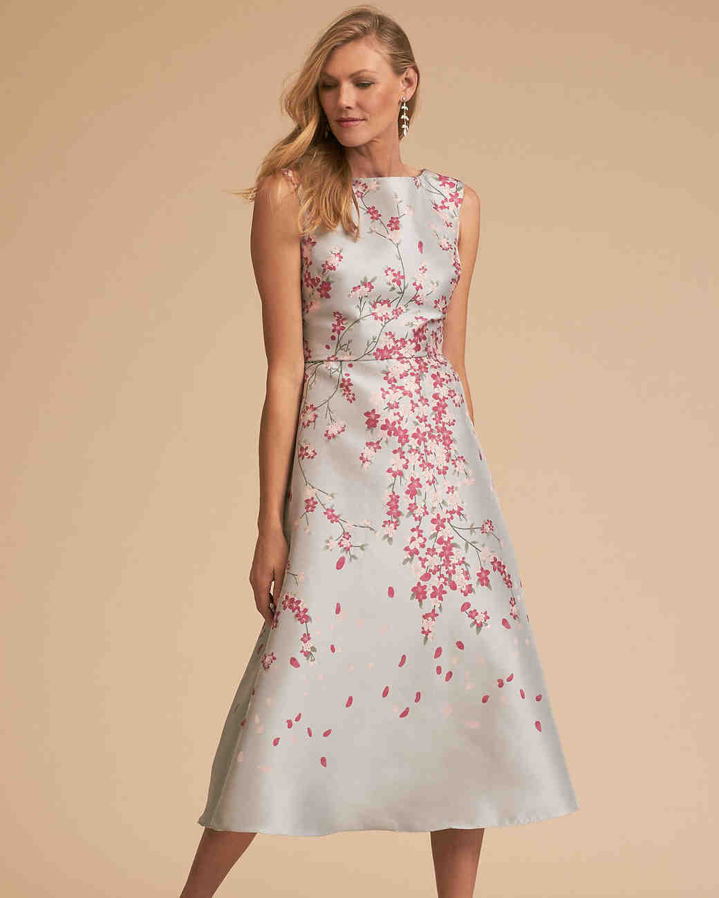 9decbcdb4c0 30 Floral Dresses for the Mothers of the Bride and Groom