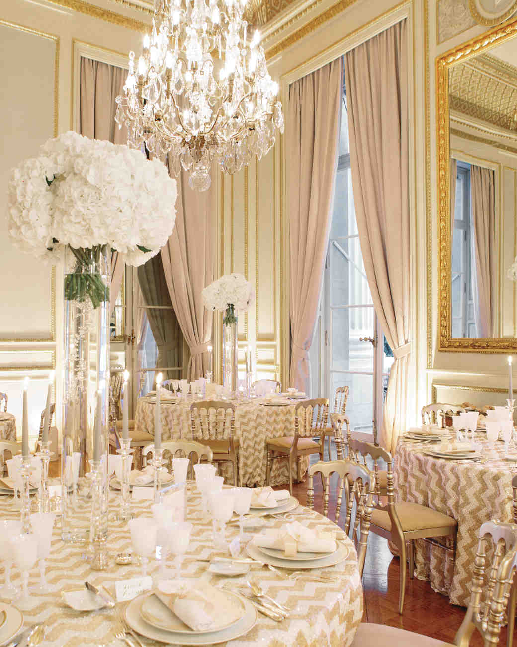A french themed destination wedding in paris martha stewart weddings junglespirit Image collections