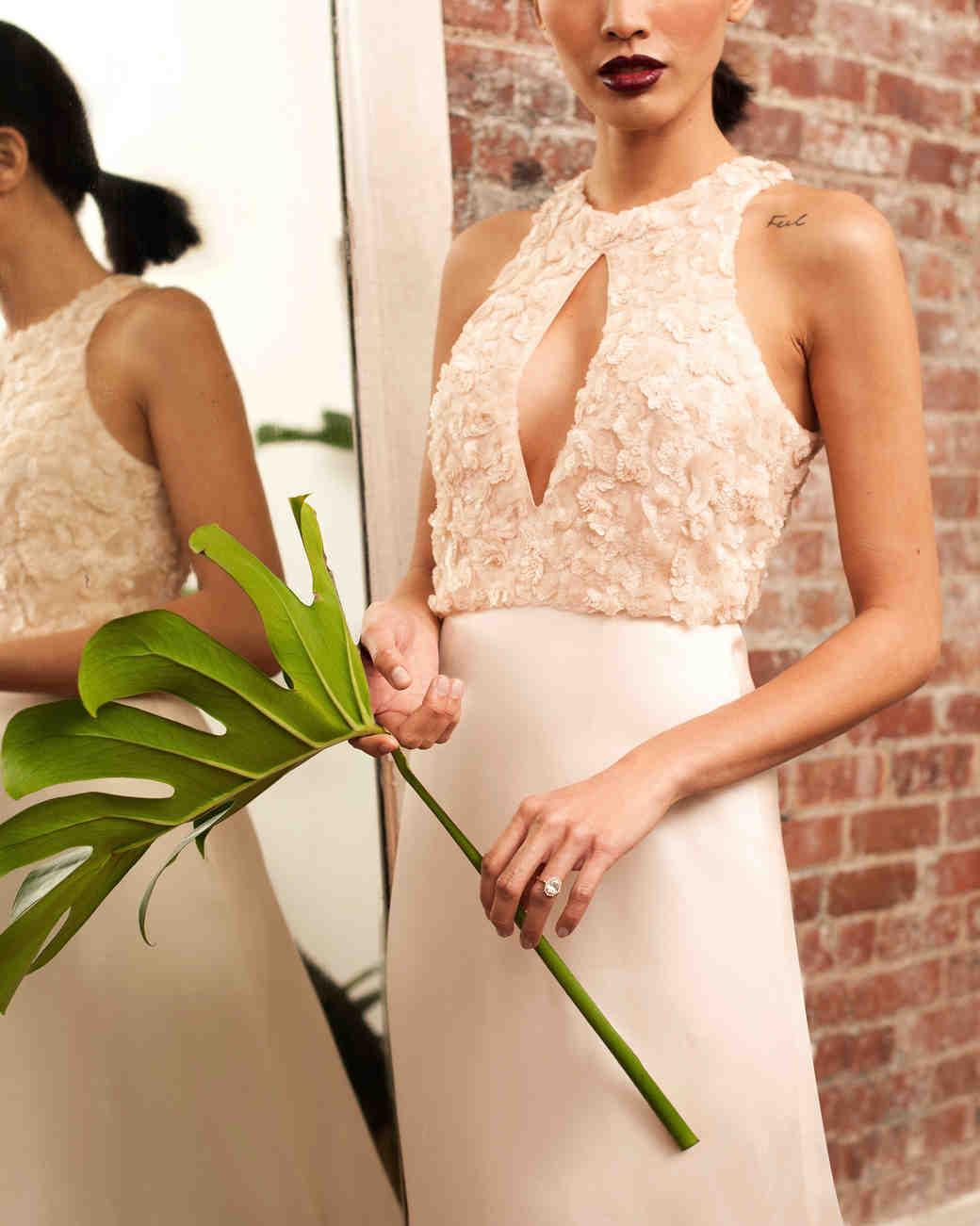 Lakum Wedding Dress Fall 2017