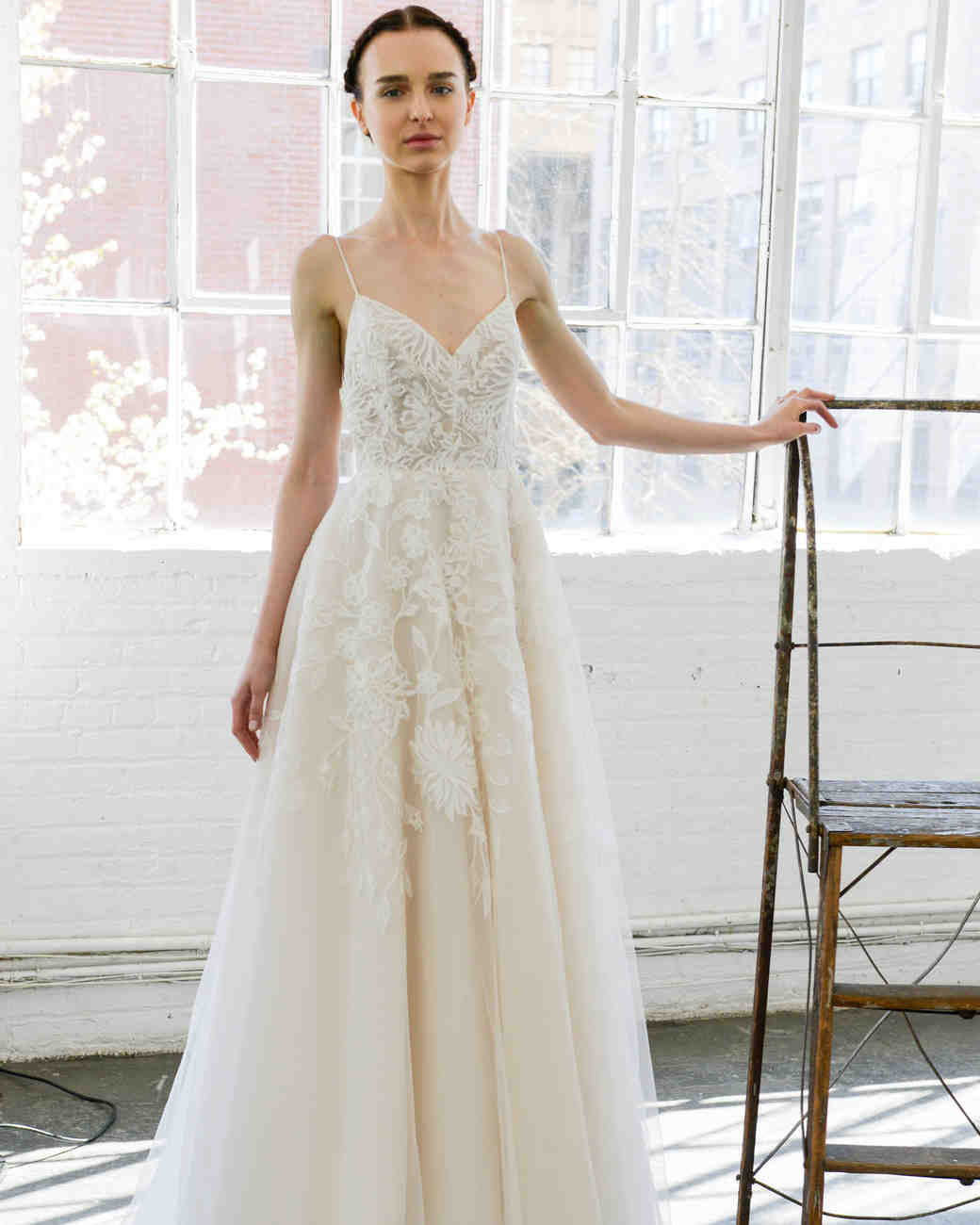 Lela Rose Spring 2017 Wedding Dress Collection | Martha Stewart Weddings