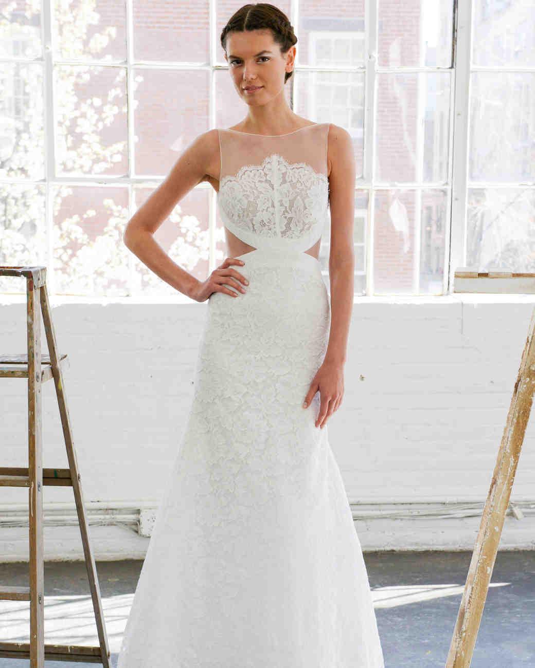 Erfreut Lela Rose Wedding Gowns Zeitgenössisch - Brautkleider Ideen ...
