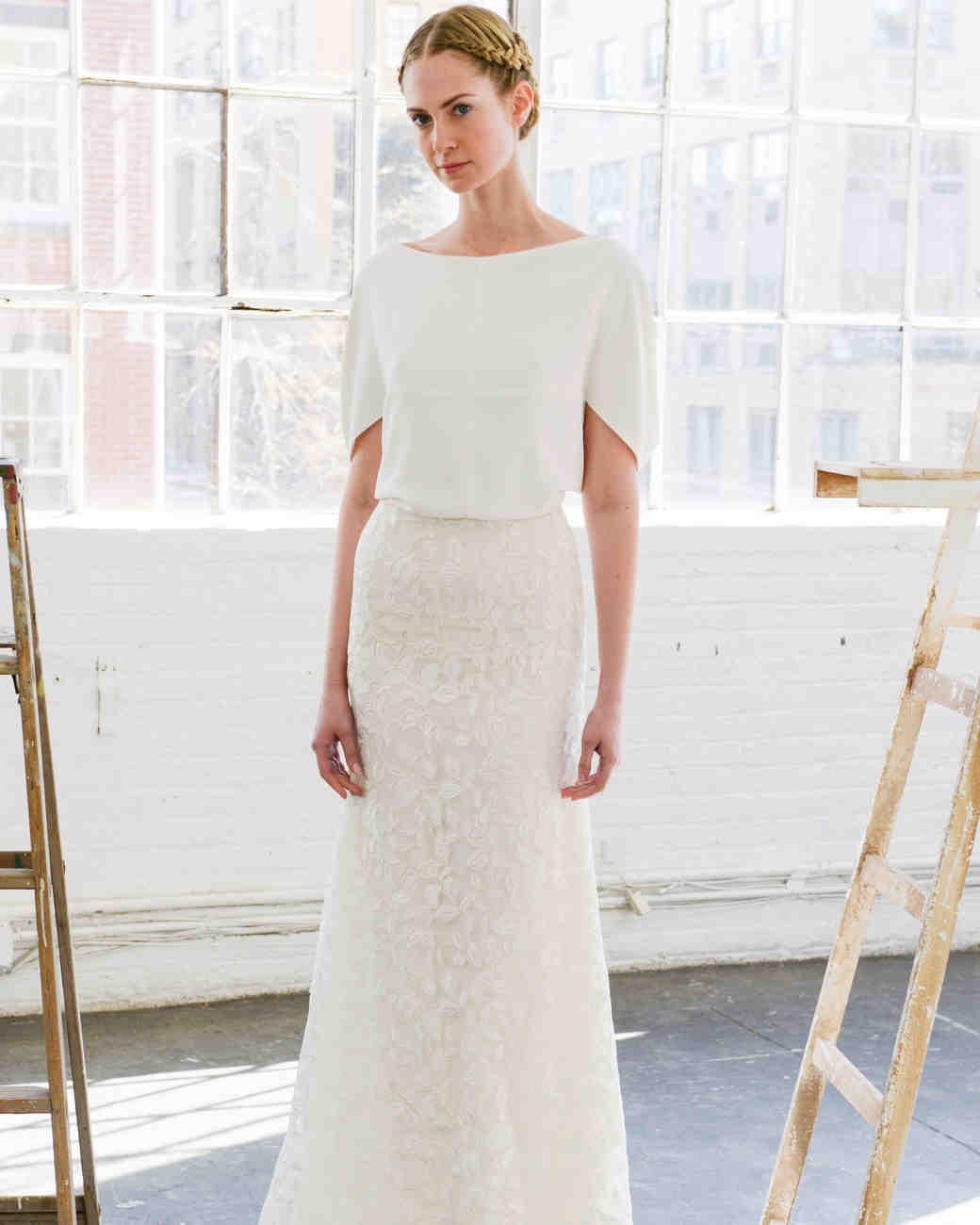 Marchesa Spring 2017 Wedding Dress Collection: Lela Rose Spring 2017 Wedding Dress Collection