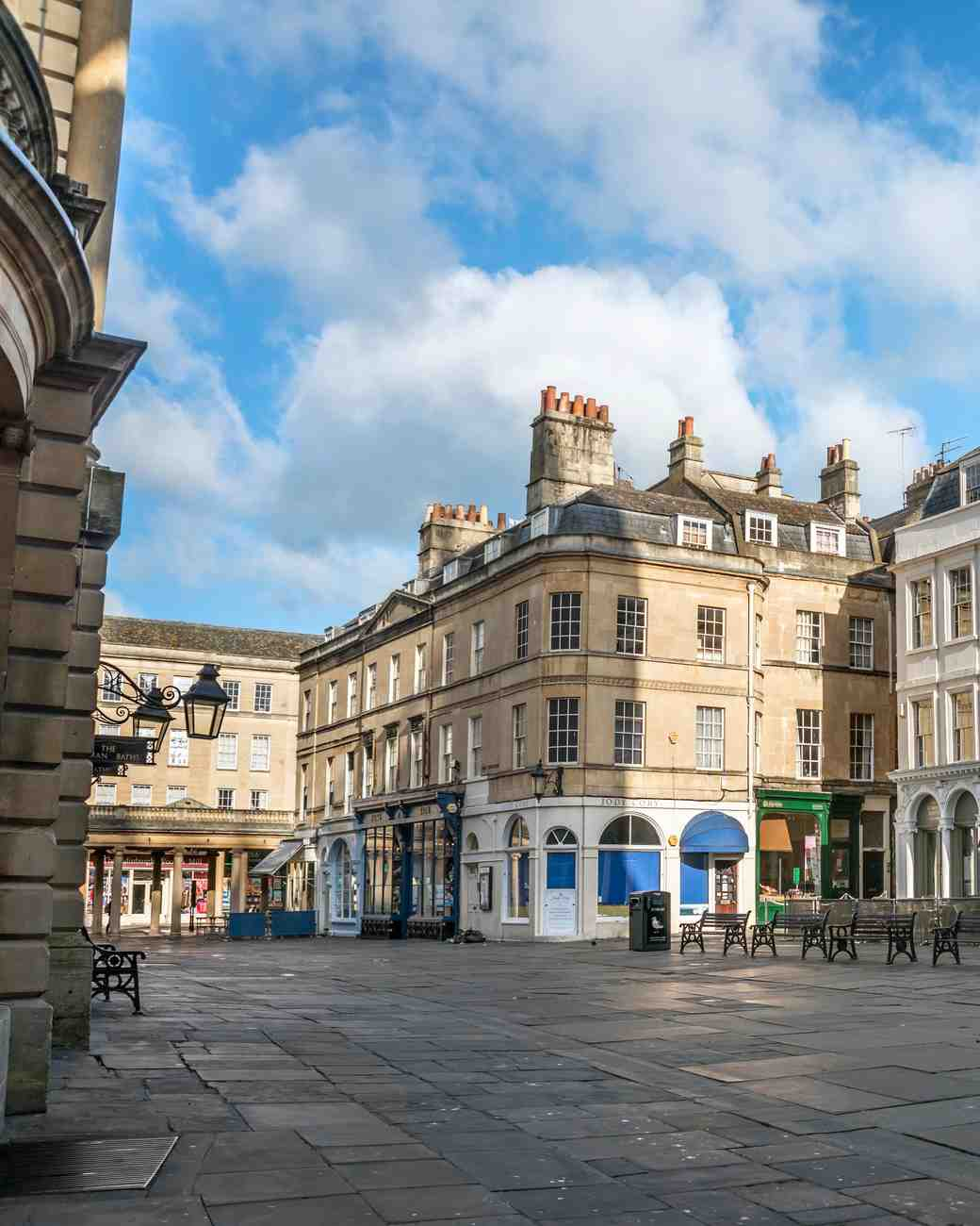 bath city square