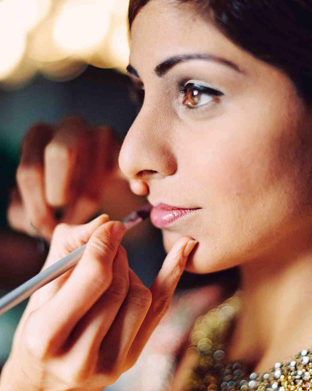makeup trial justine milton