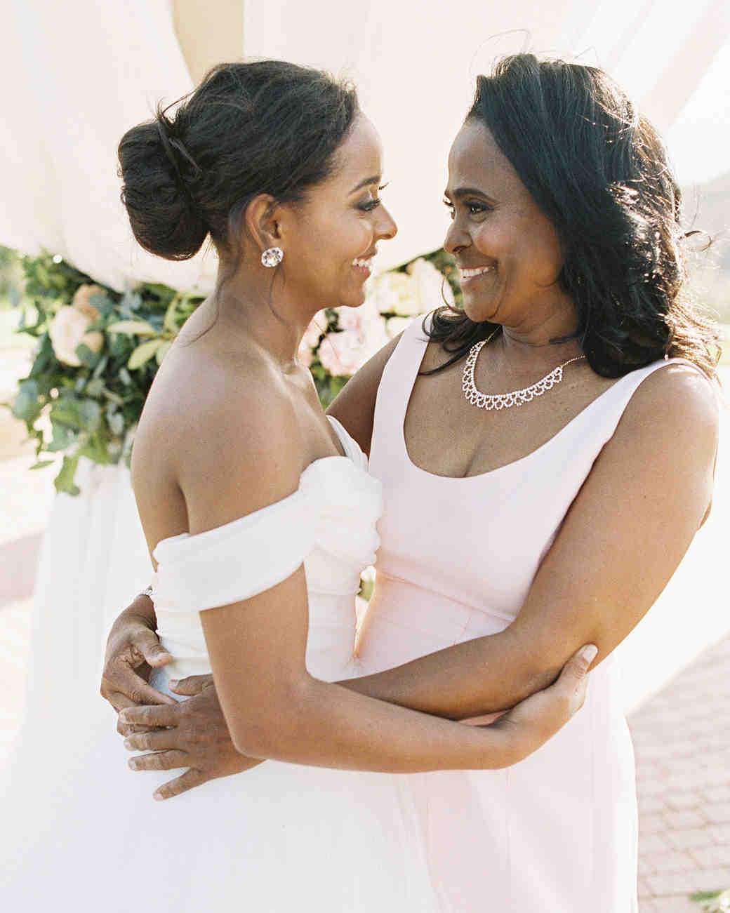 a43cd9eebb Mother-of-the-Bride Dresses That Wowed at Weddings | Martha Stewart ...