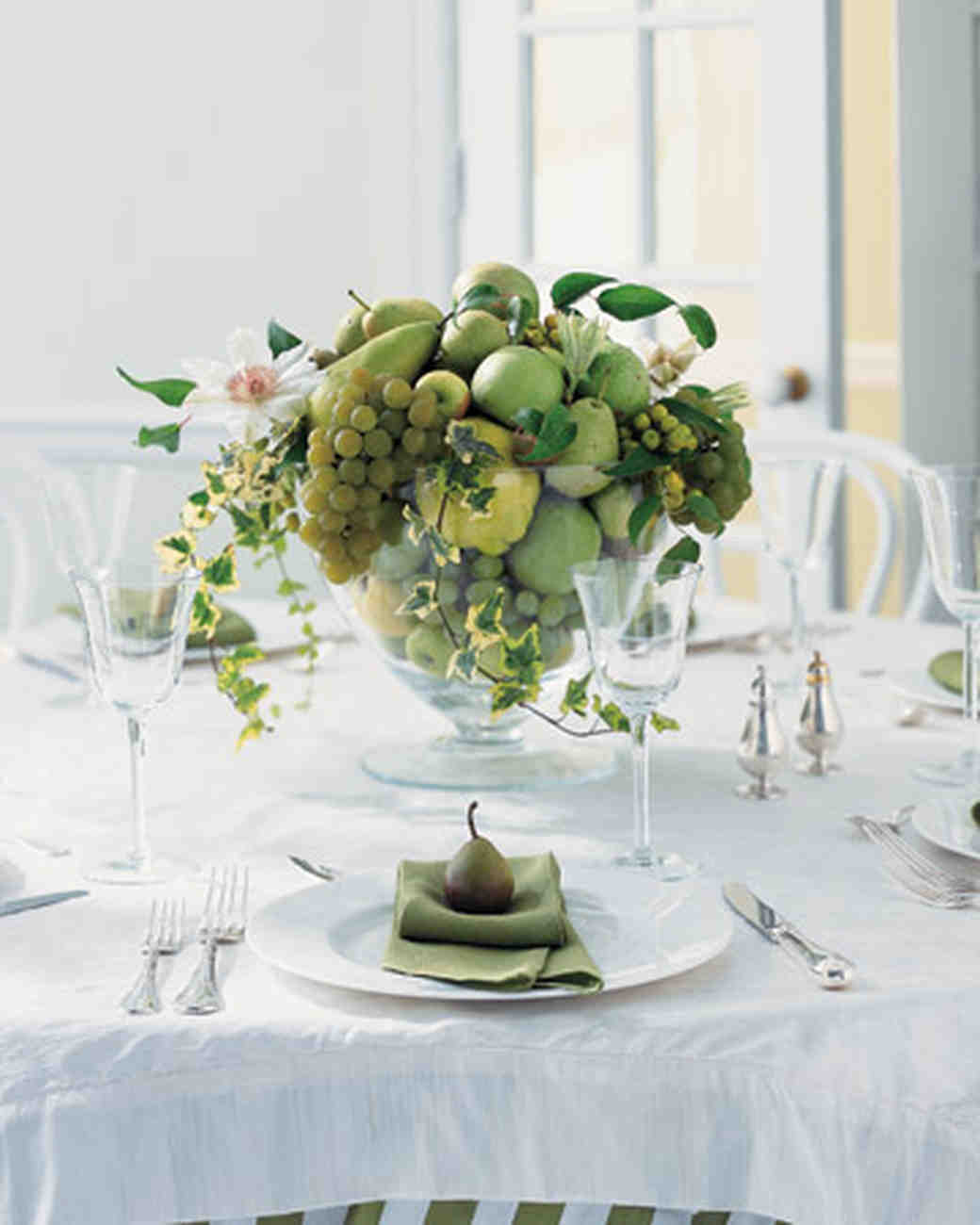15 Years of Wedding Centerpieces | Martha Stewart Weddings