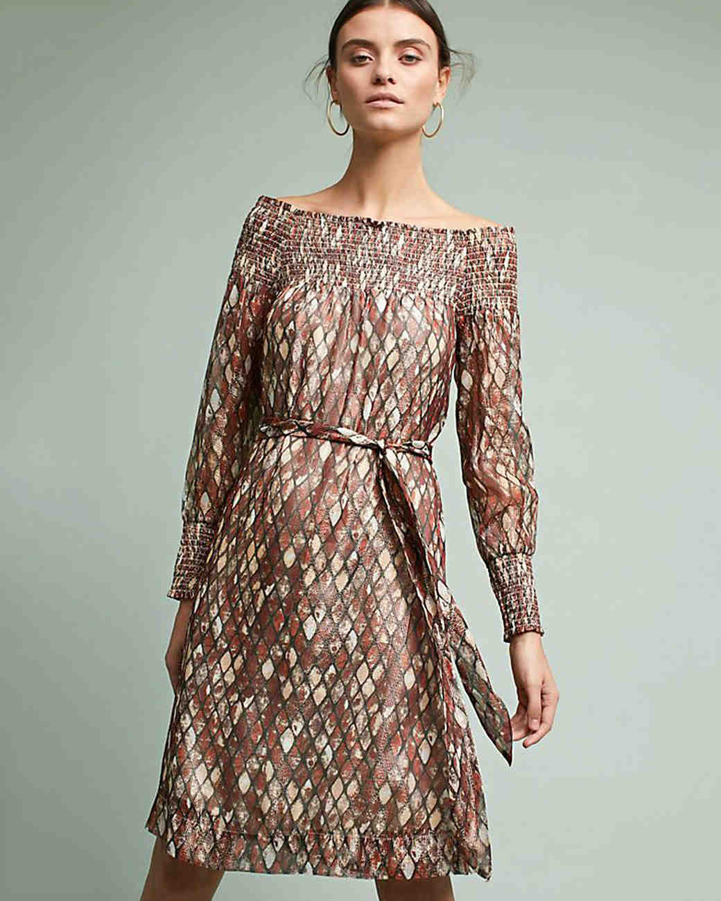 Mother Of The Bride And Groom Dresses We Love For A Spring Wedding Martha Stewart Weddings