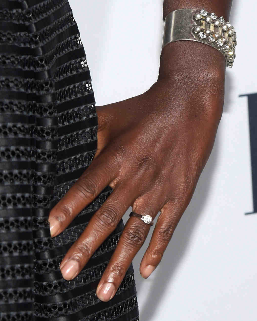 viola davis engagement ring