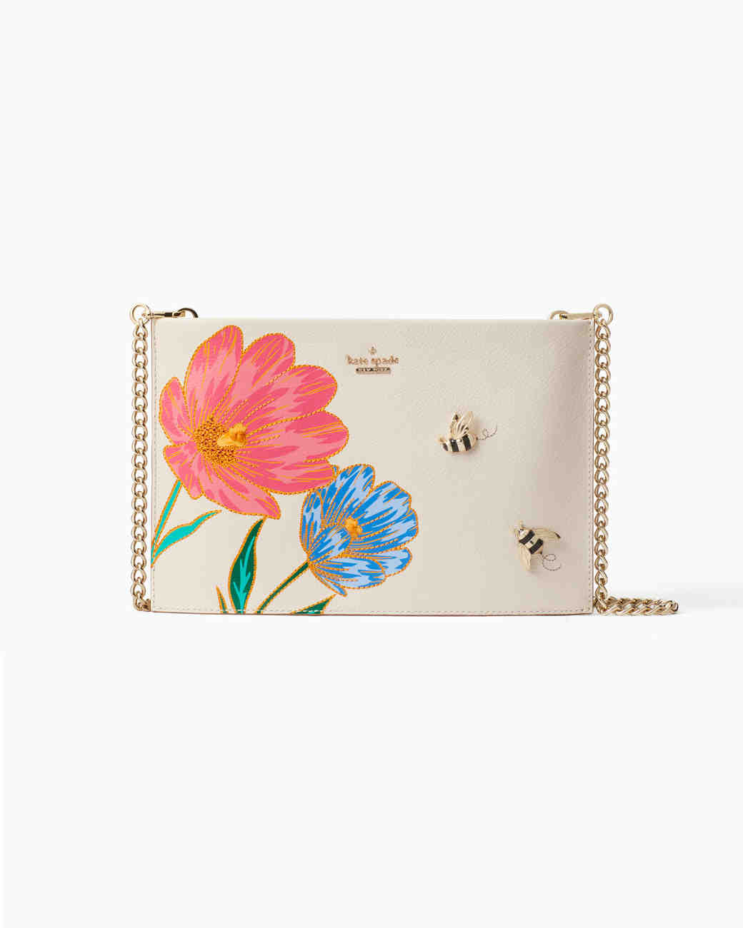"Kate Spade ""Picnic Perfect Bee Sima"" Clutch"