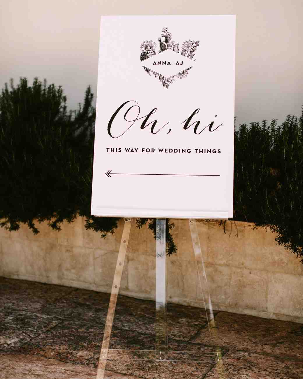 Creative Sign Ideas For Your Wedding Reception Bar – Part III Creative Sign Ideas For Your Wedding Reception Bar – Part III new images