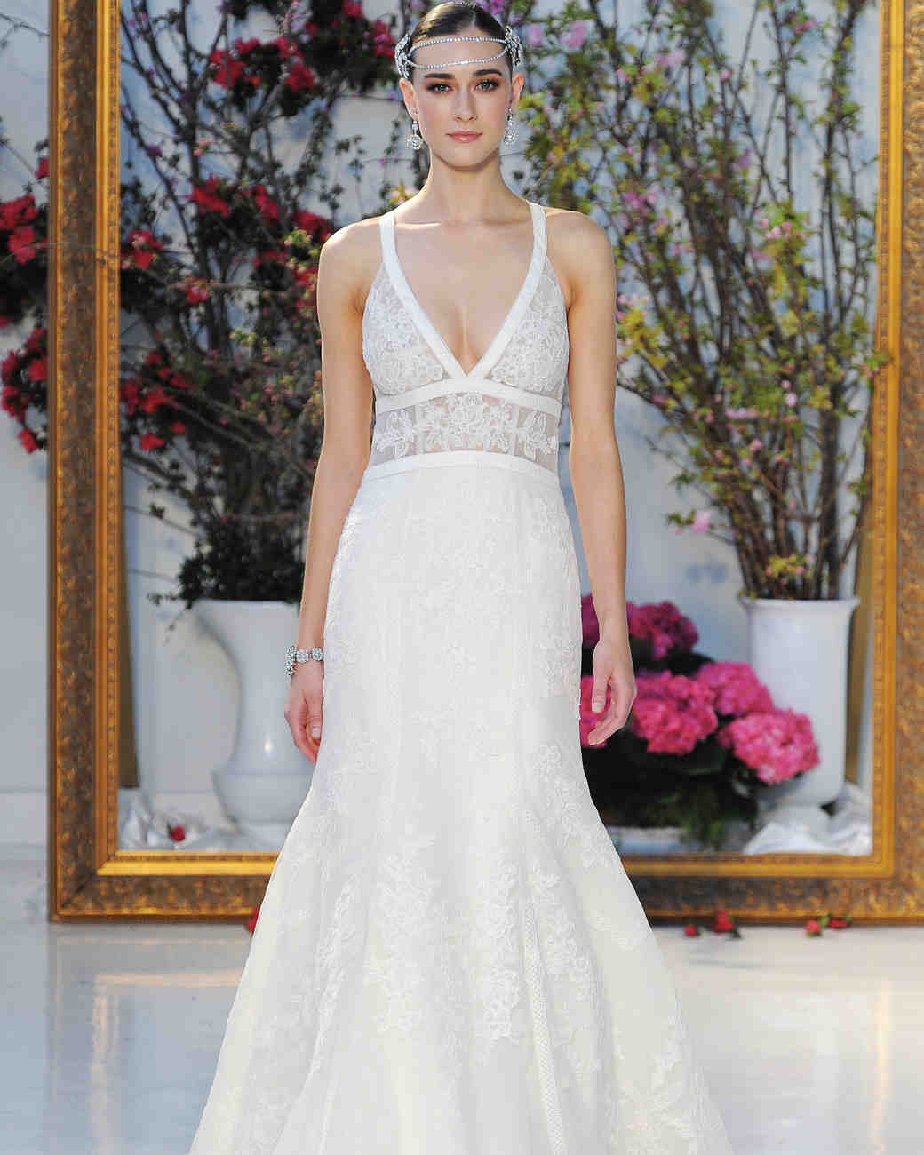 "Anne Barge ""Calliandra"" Gown"