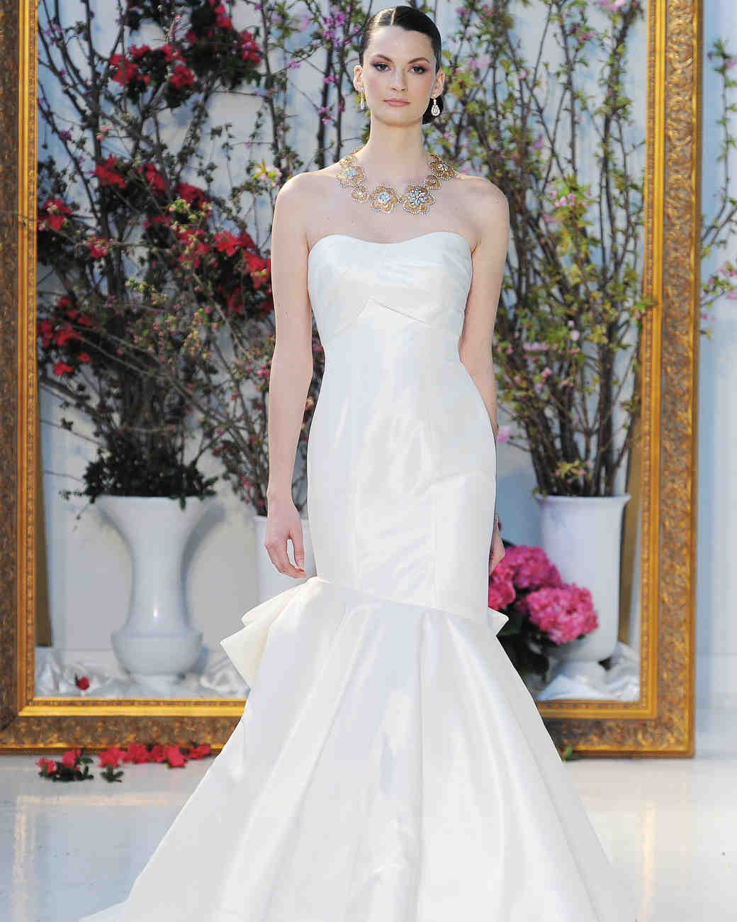 Anne Barge Bow Wedding Dress