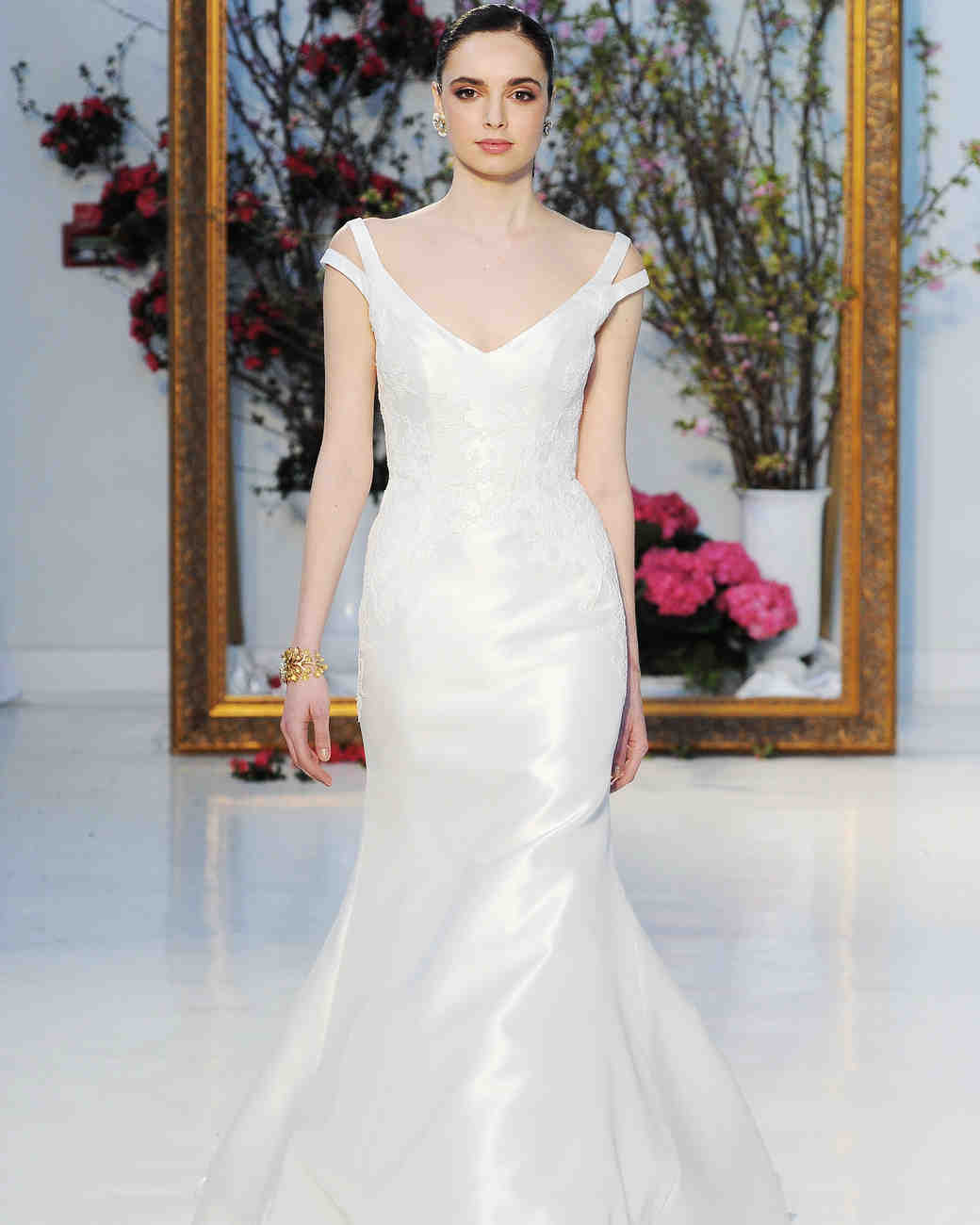 "Anne Barge ""Madeleine"" Gown"