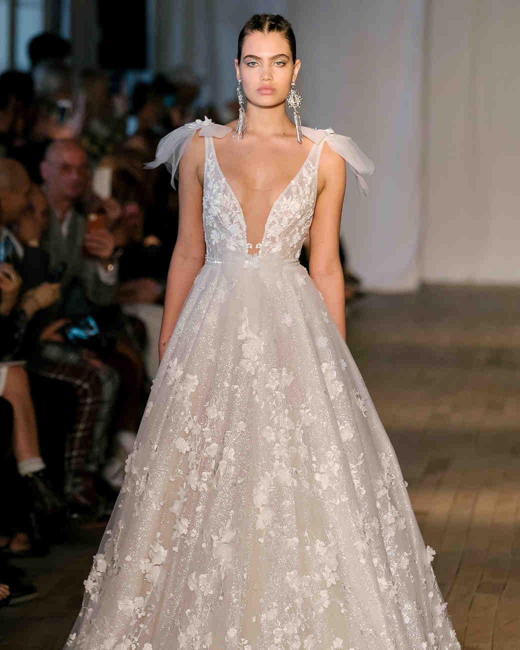 70 Wedding Dresses with Bows | Martha Stewart Weddings