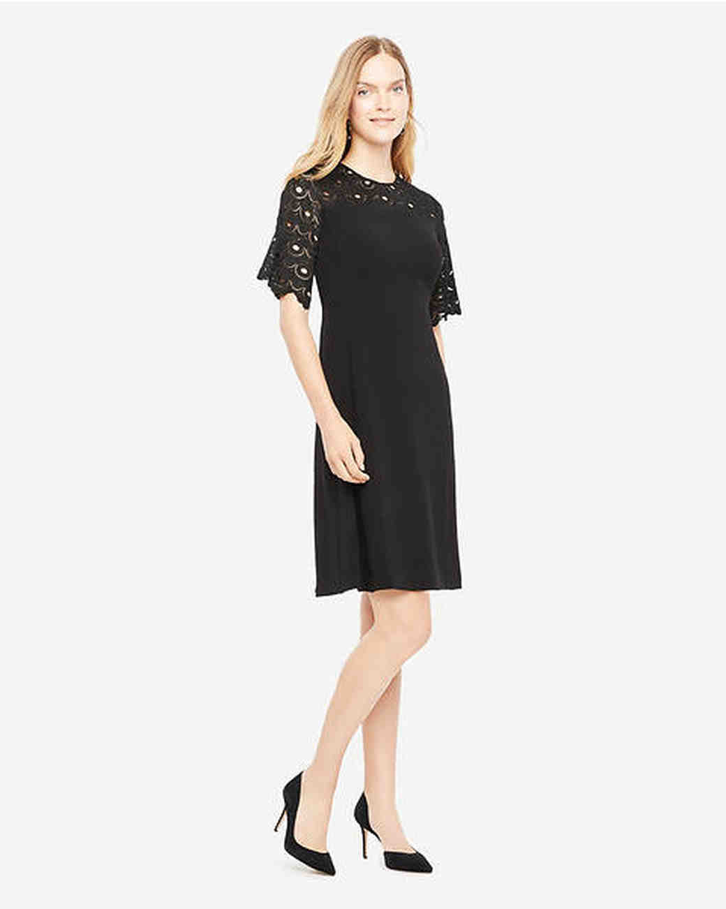 Elegant Black Dresses for the Mothers of the Bride and Groom ...