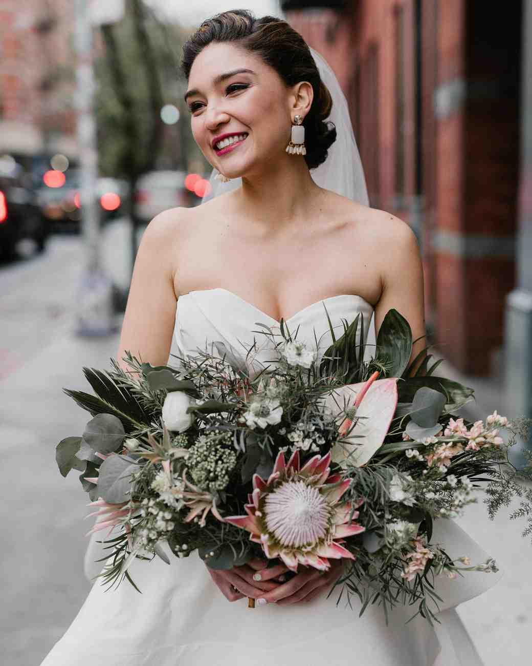 bridal updos lindsay hackney
