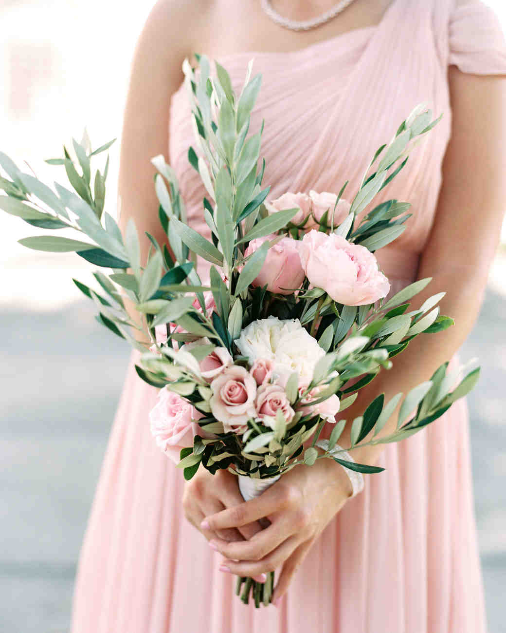 49 bridesmaid bouquets your girls will love martha stewart weddings mightylinksfo