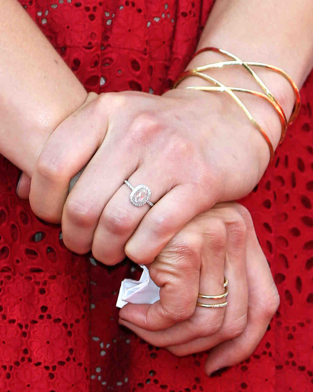 claire danes engagement ring