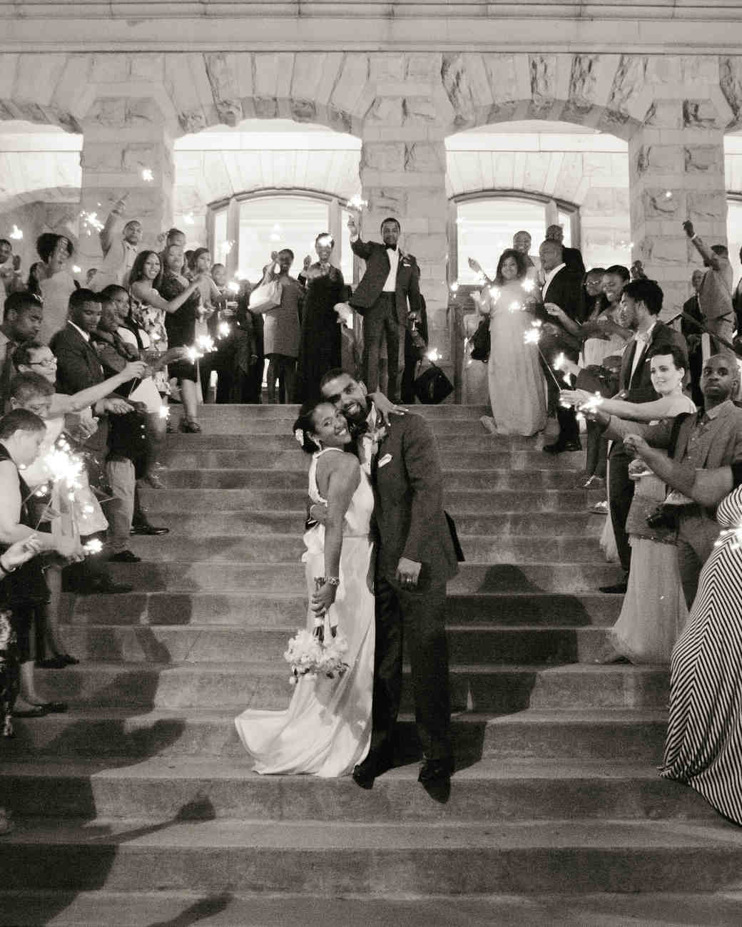 A Harlem Renaissance Inspired Wedding In Richmond Virginia Martha