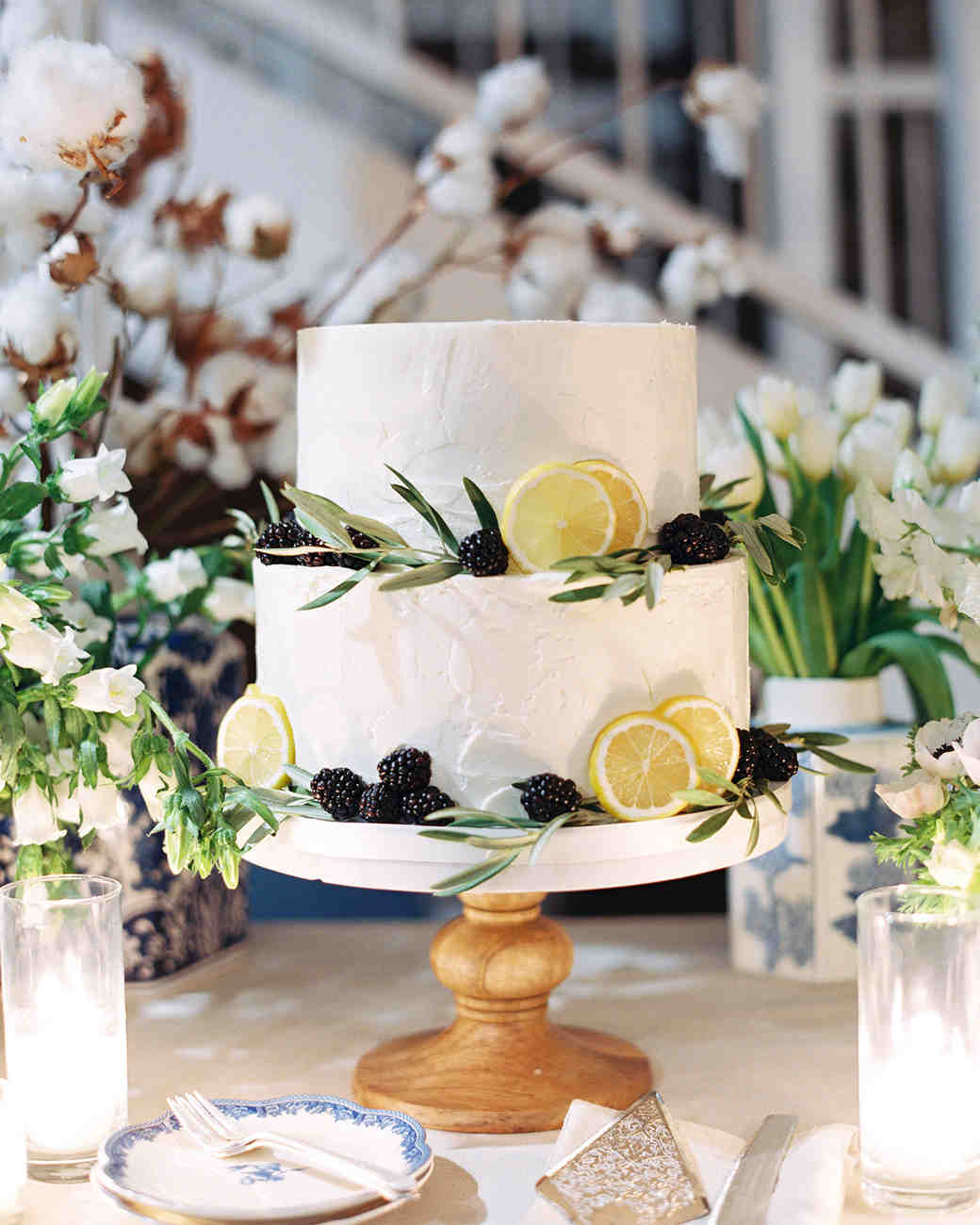 elizabeth scott wedding cake