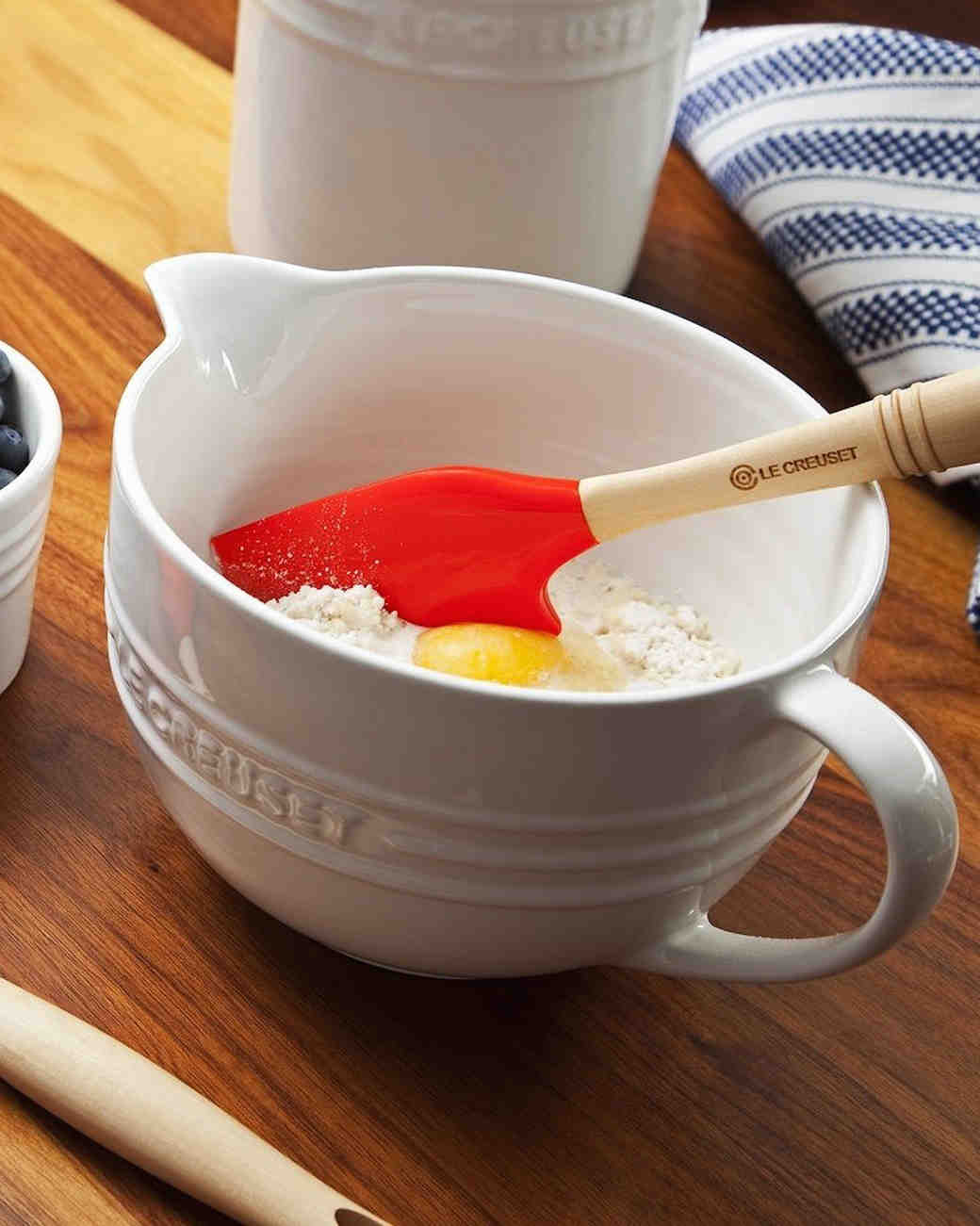 le creuset batter bowl