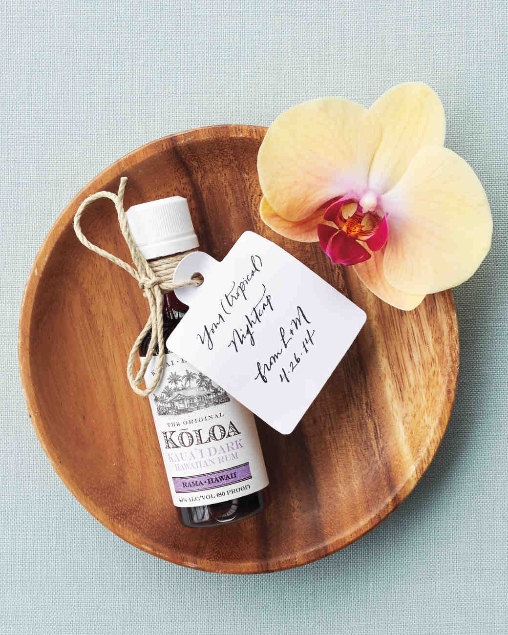 Boozy Favors to Keep the Party Going Post-Wedding | Martha Stewart Weddings & Boozy Favors to Keep the Party Going Post-Wedding | Martha Stewart ...