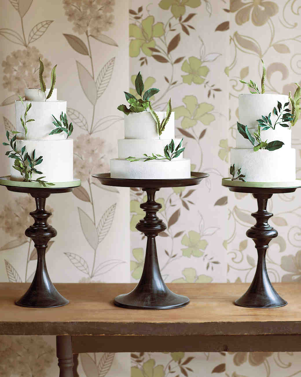 Madagascar Vanilla Wedding Cakes