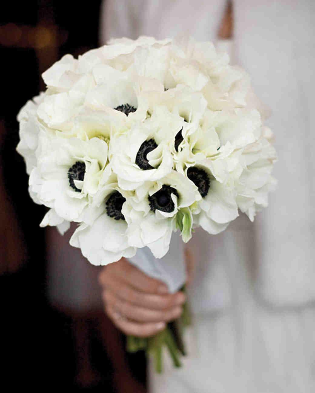Wedding Flowers With Names: Martha Stewart Weddings