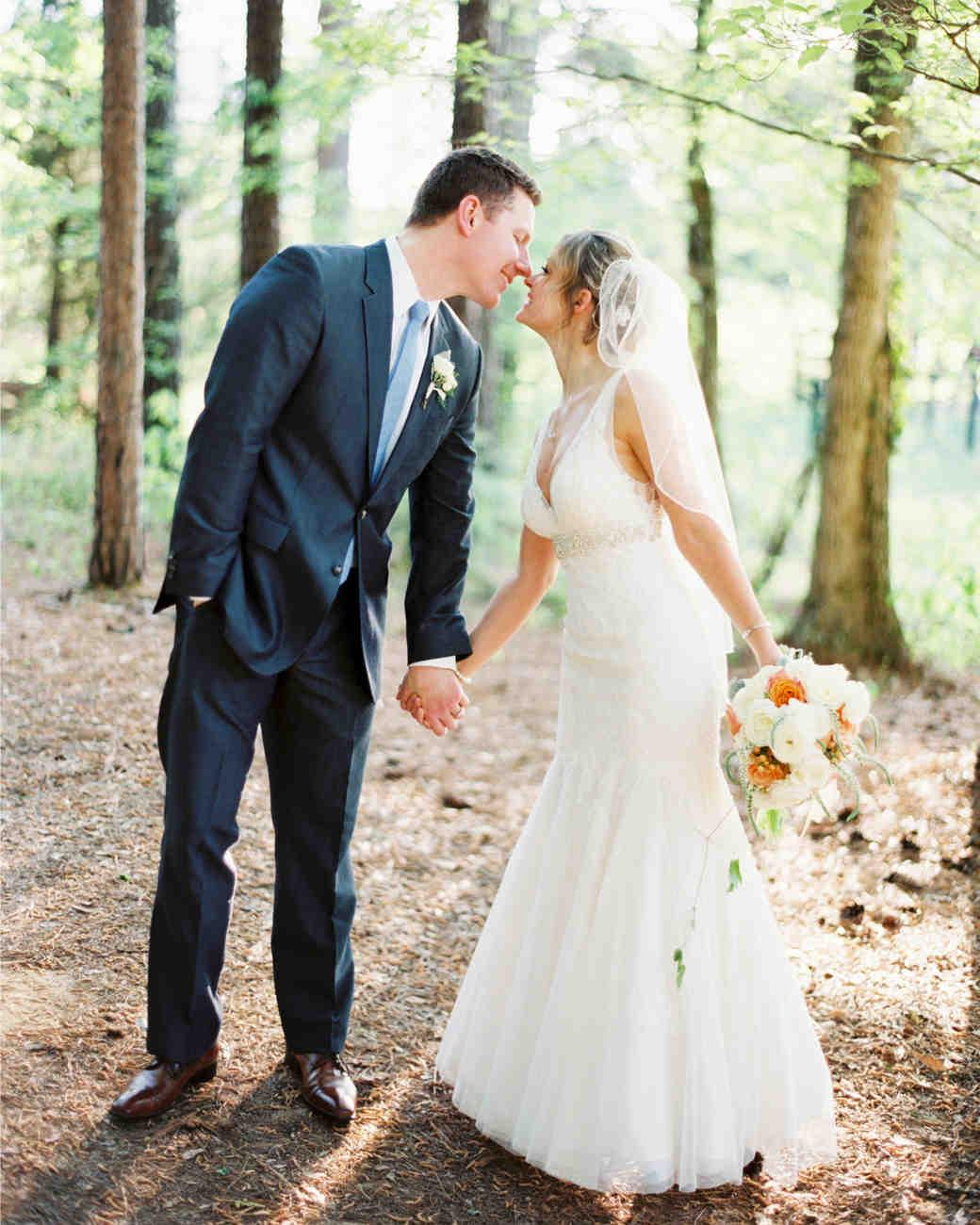A Rustic Outdoor Wedding on a Farm in Alabama Martha Stewart