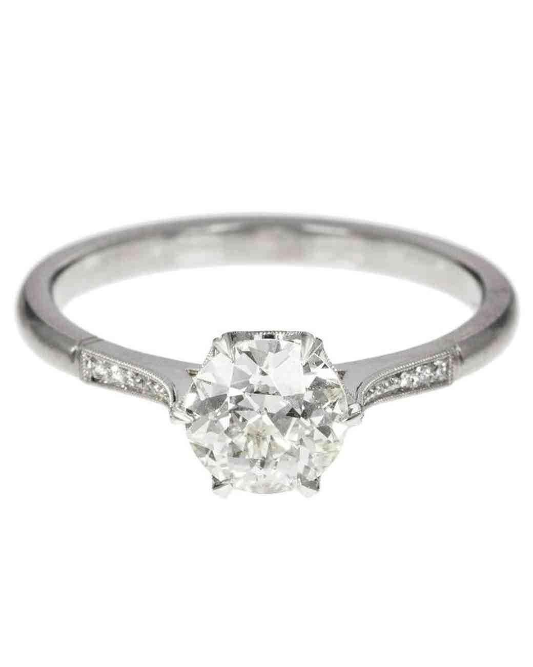 Erika Winters Grace Cathedral Diamond ring