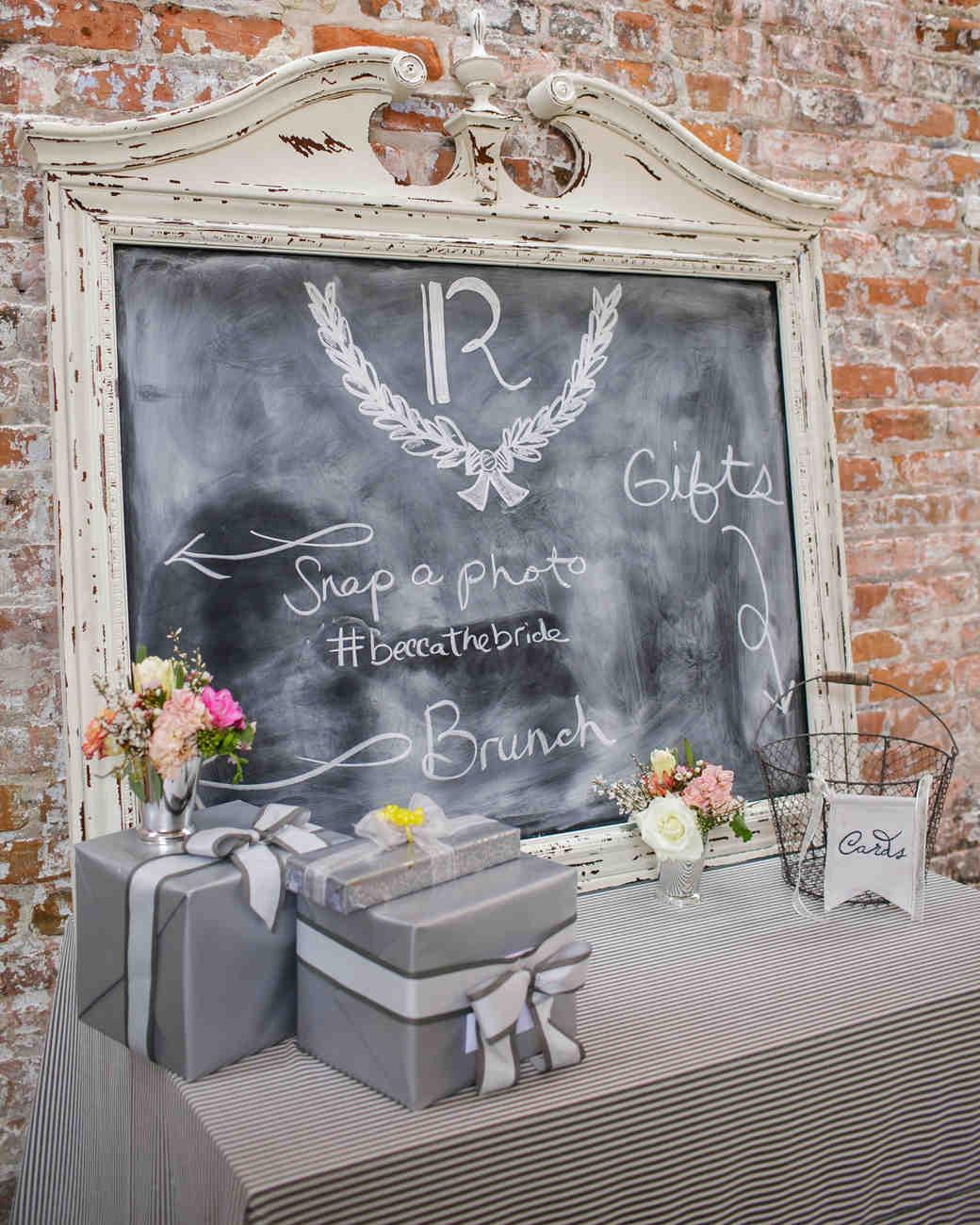 The Etiquette of Bridal Showers   Martha Stewart Weddings