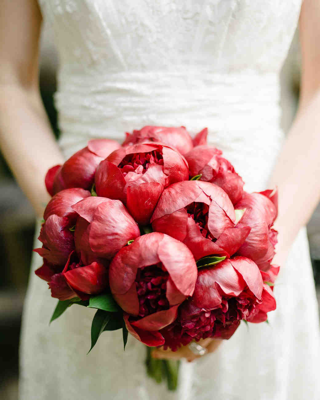 20 Bold Ideas for a Red Wedding Color Palette | Martha Stewart Weddings