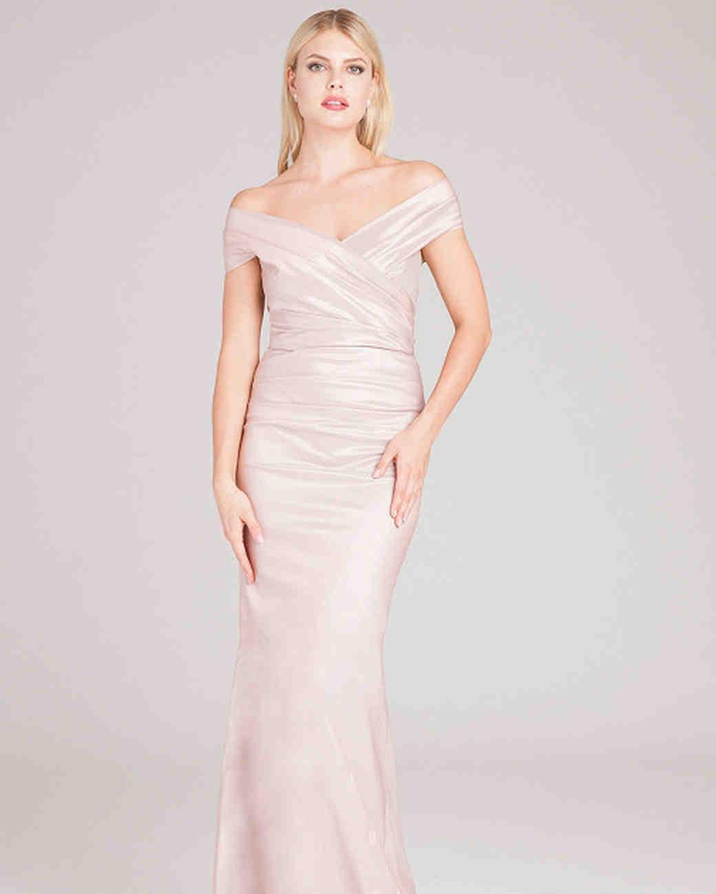 Teri Jon Pleated Evening Dress – Fashion dresses