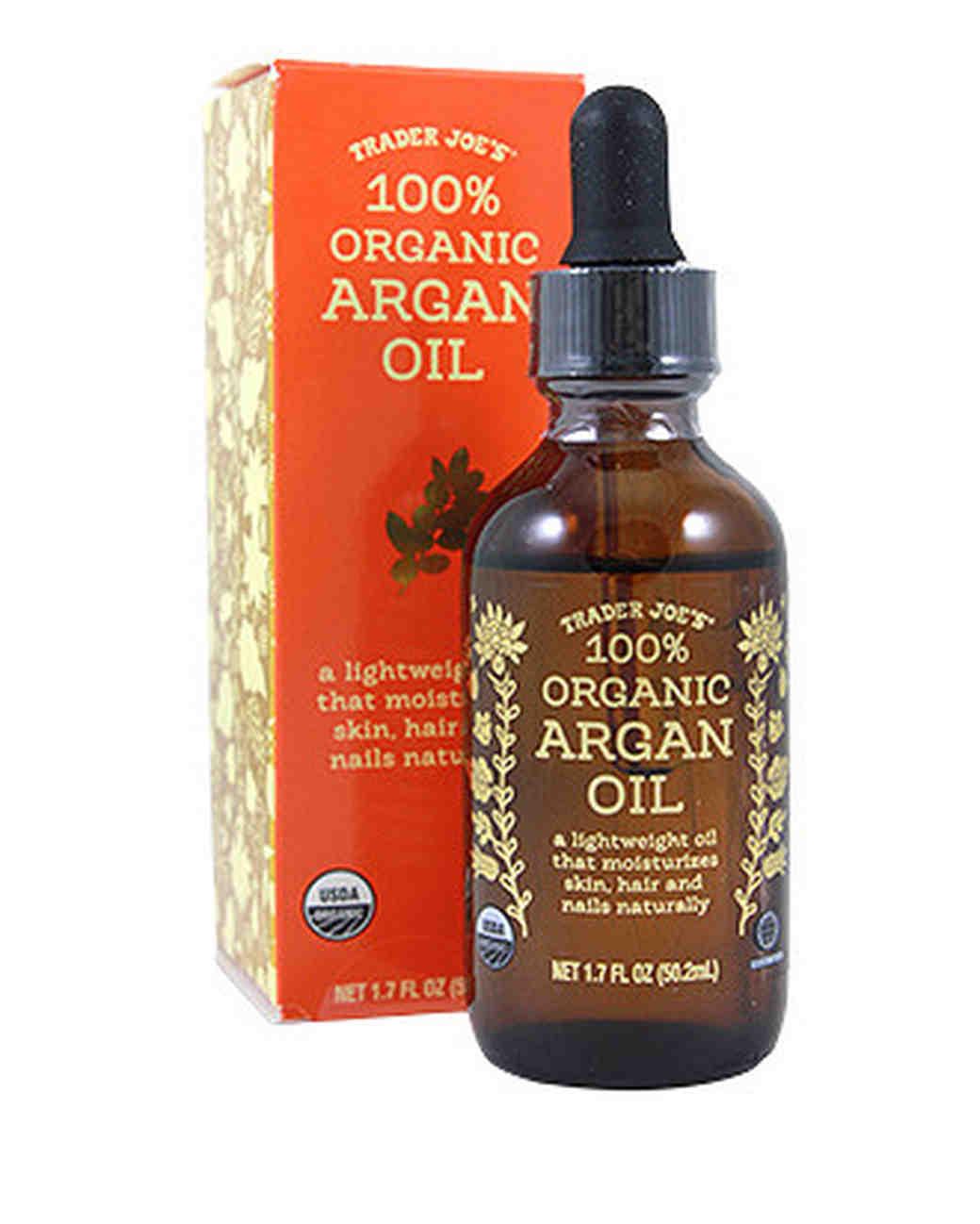 trader joes beauty argan oil