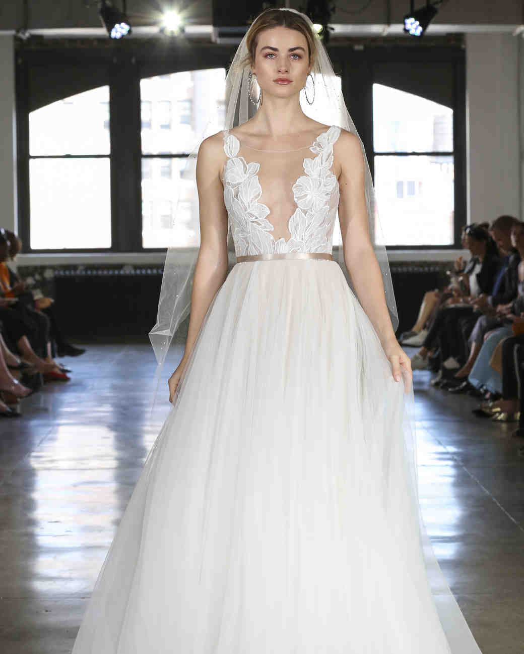 Fall Wedding Gown: Watters Fall 2019 Wedding Dress Collection