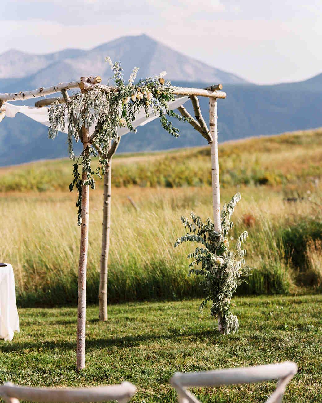 Jewish Wedding Altar Hopa