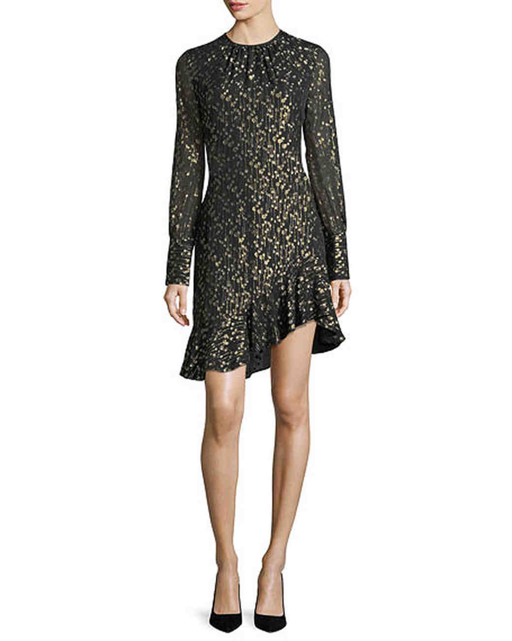 winter mother of the bride mob dresses derek lam