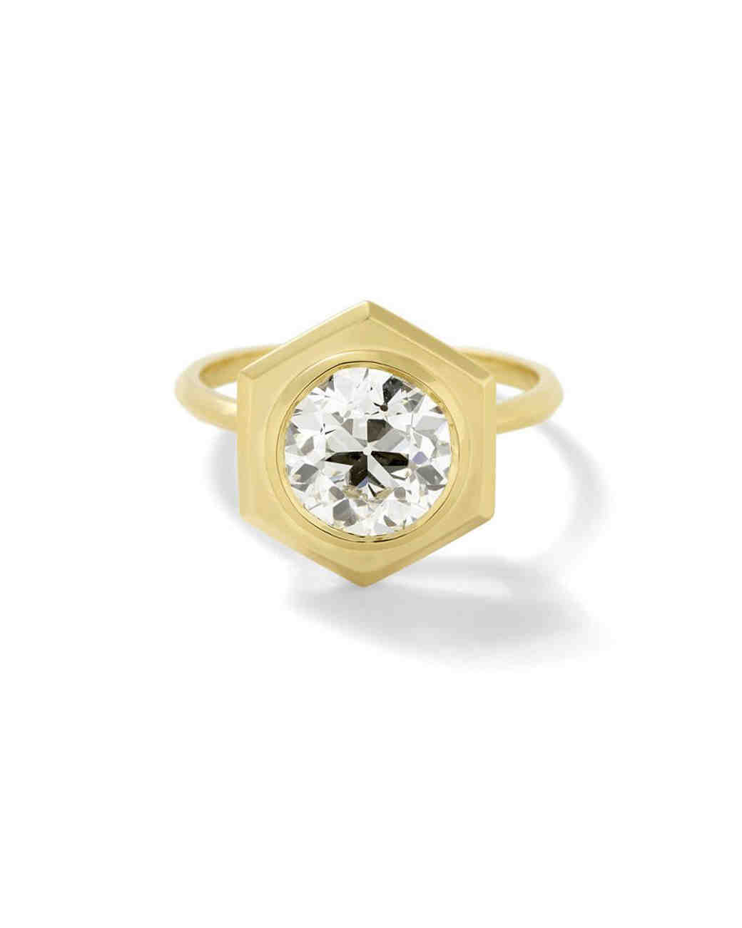 18-Karat La Nouvelle Yellow Gold Ring
