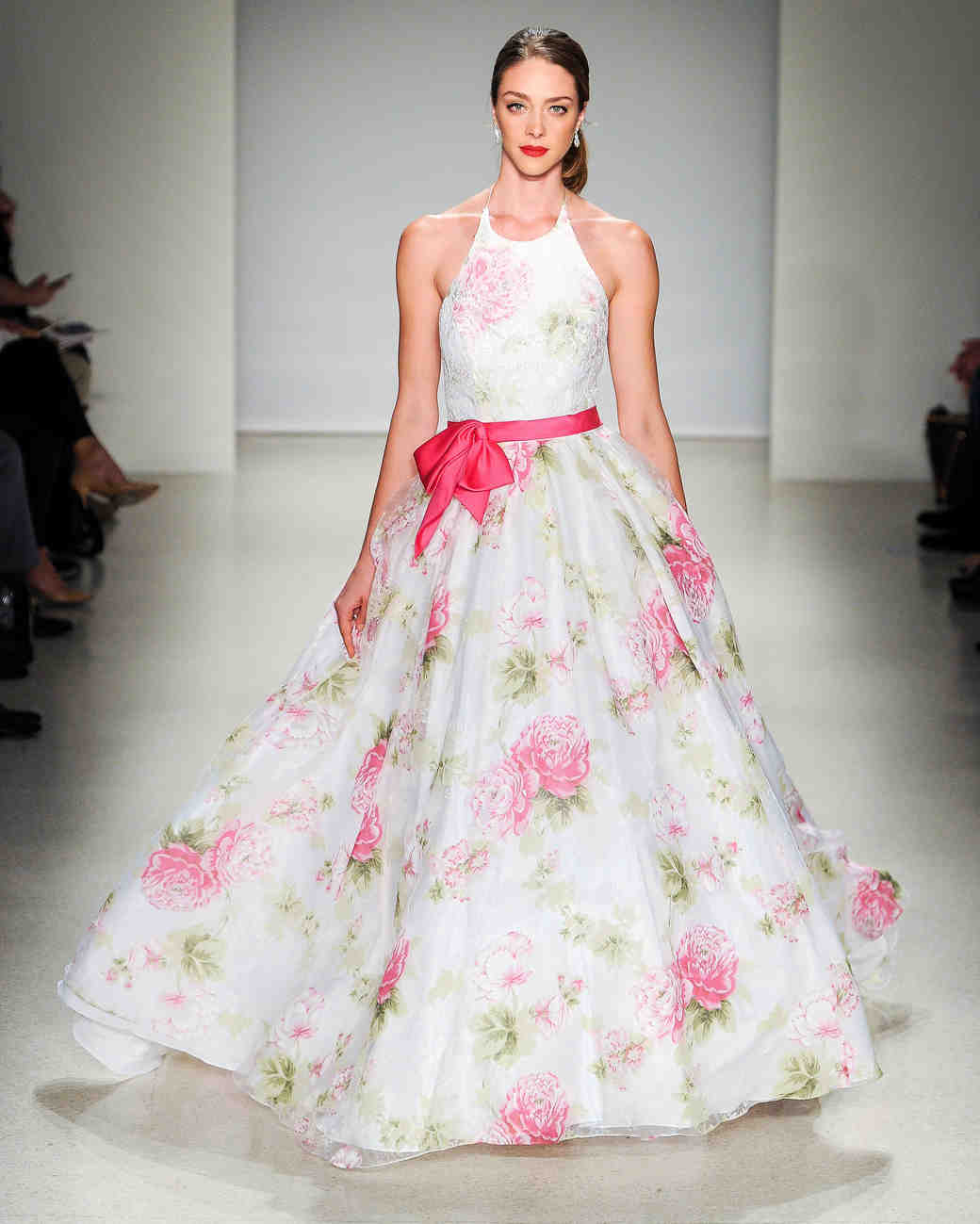 Alfred angelo bridal dresses with color