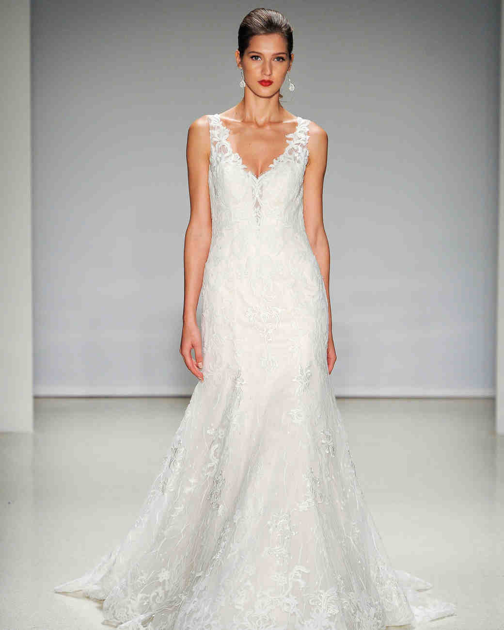 Alfred Angelo Fall 2017 Wedding Dress Collection | Martha Stewart