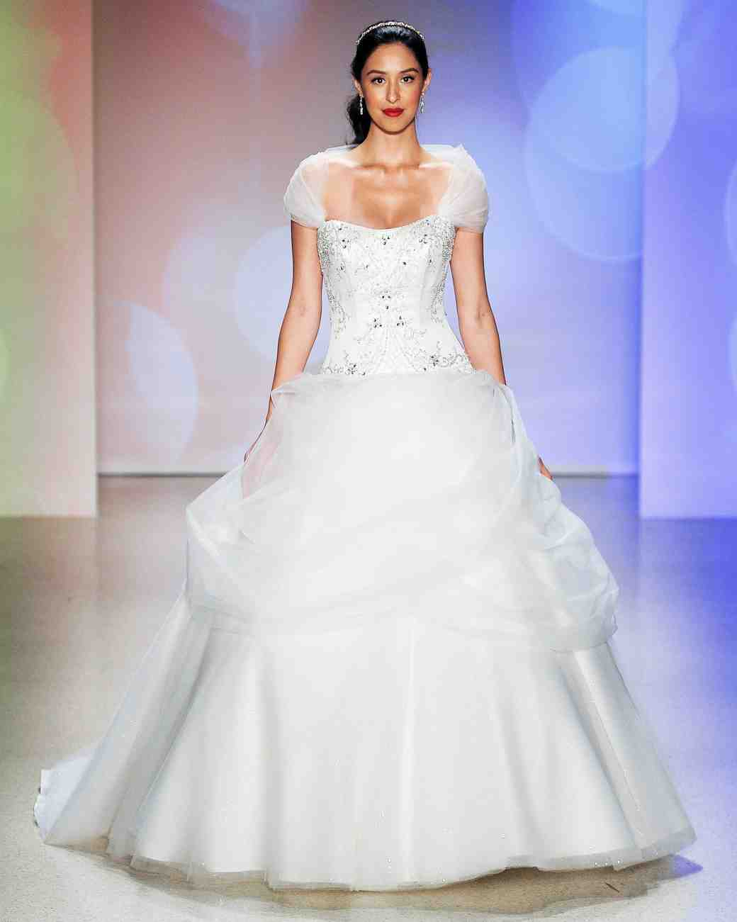 Alfred Angelo Wedding Dresses with Ruffles