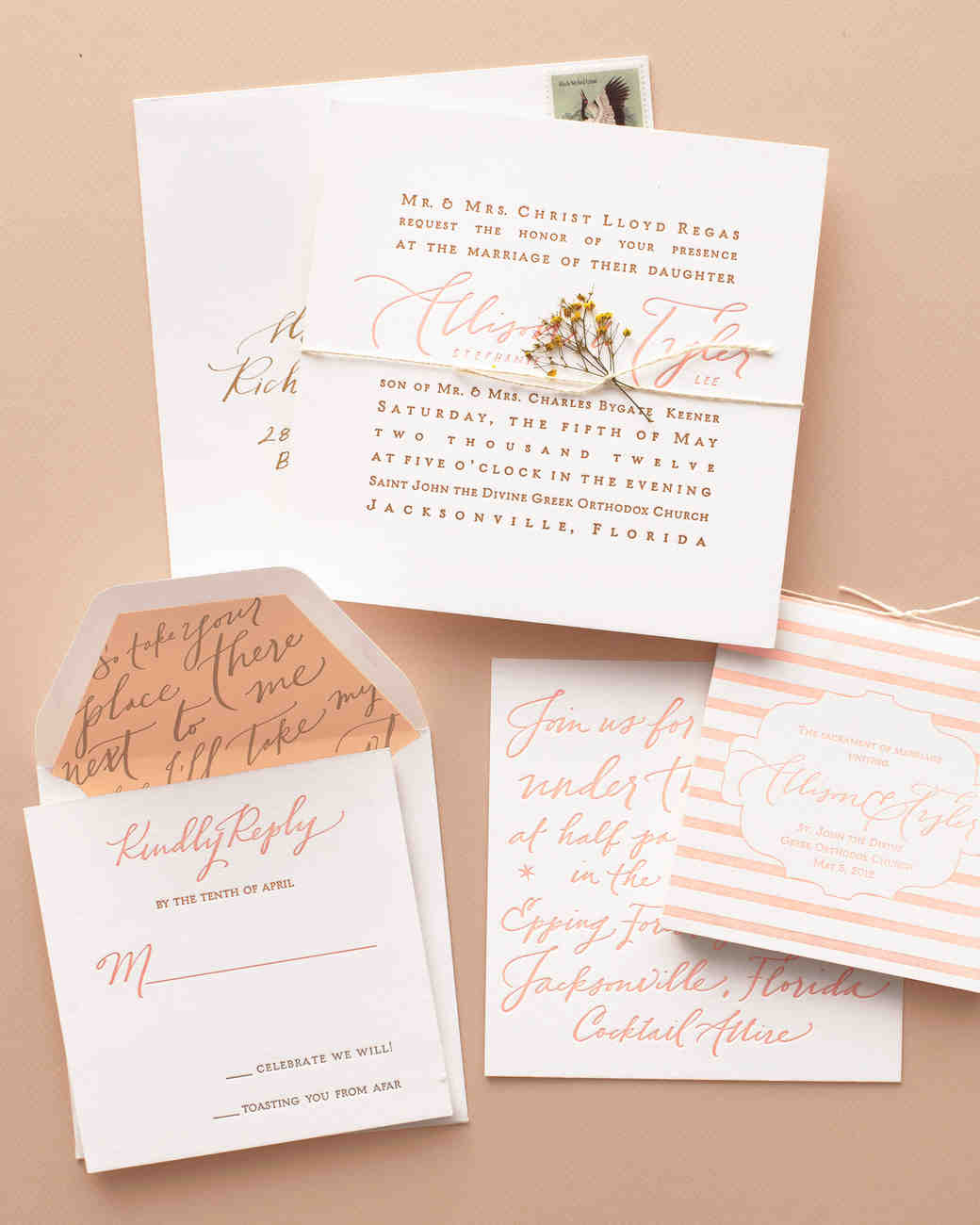 Your wedding guest list etiquette questions answered martha your wedding guest list etiquette questions answered martha stewart weddings stopboris Image collections