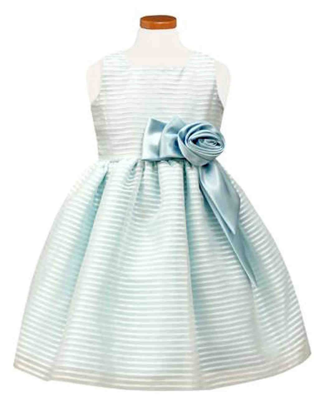 20 Baby Blue Flower Girl Dresses | Martha Stewart Weddings