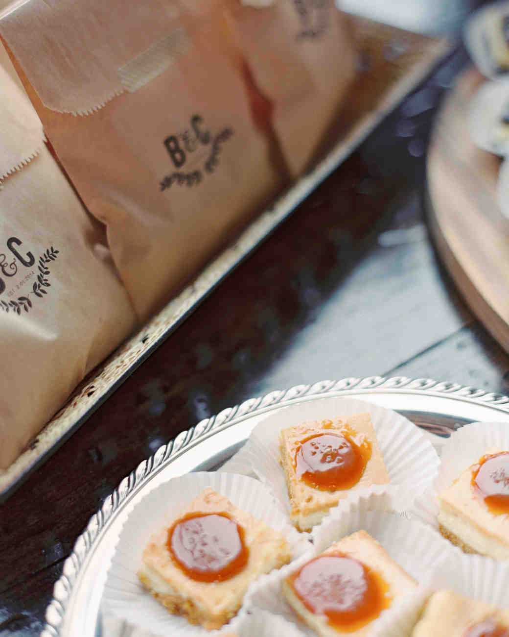 32 Unique Ideas For Winter Wedding Favors Martha Stewart Weddings