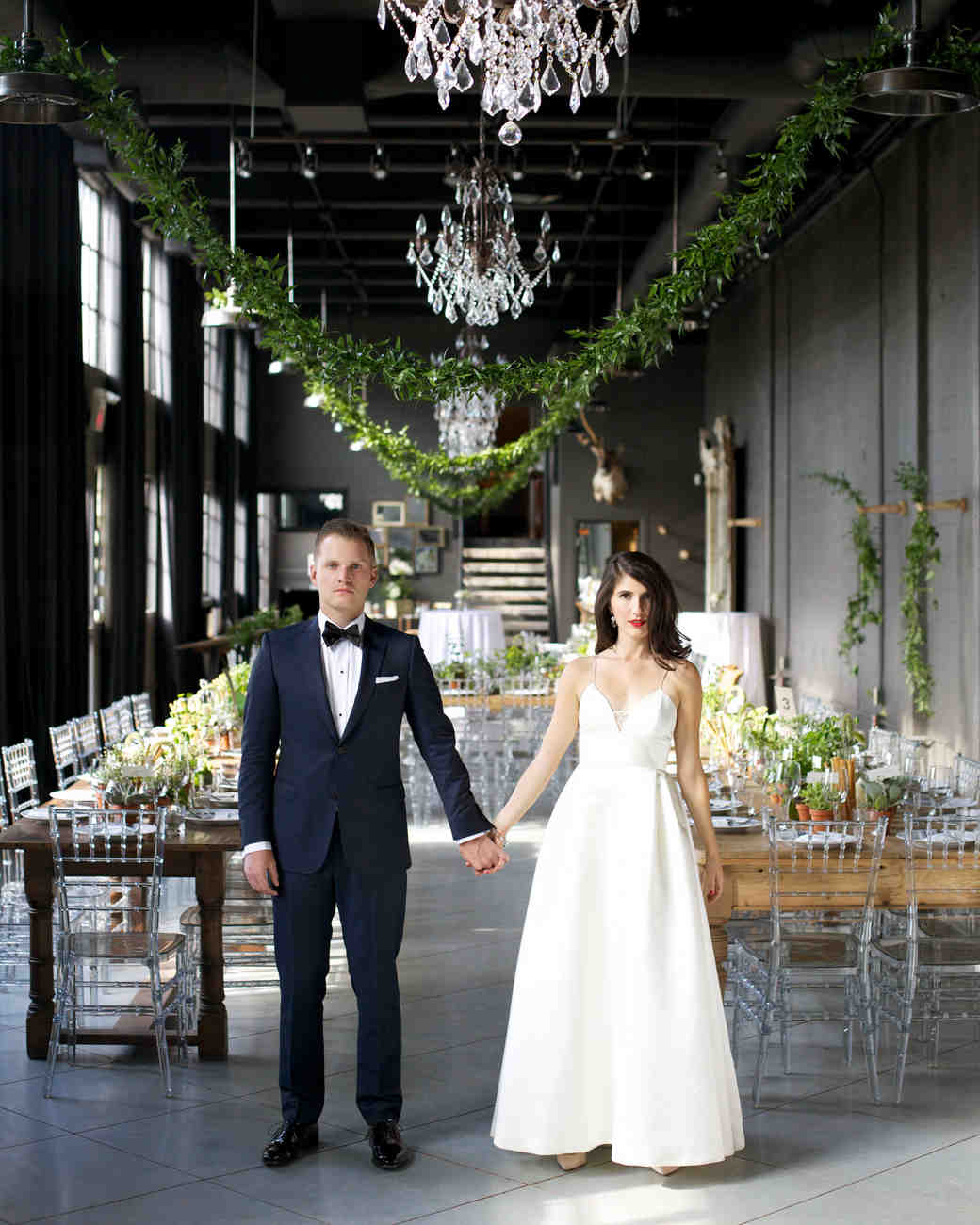 a49d99053 A Whimsical Warehouse Wedding in Calgary