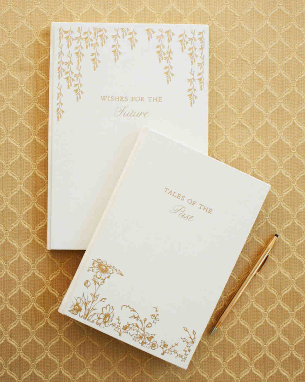 Memory and Wish Guest Books