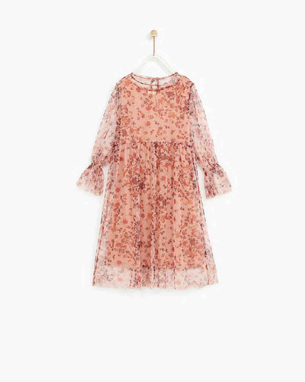 16616d85 The Prettiest Fall Flower Girl Dresses | Martha Stewart Weddings